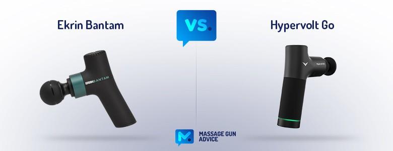 Ekrin Bantam vs. Hypervolt Go