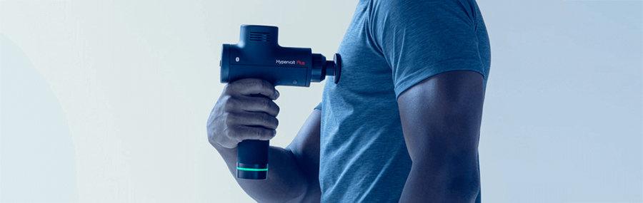 Hyperice Hypervolt Plus Percussion Massage Device review