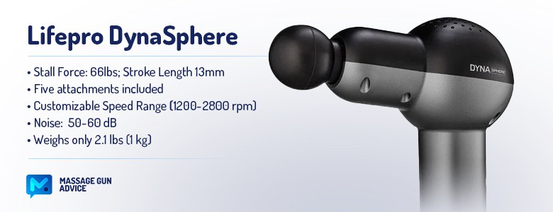 Lifepro DynaSphere features