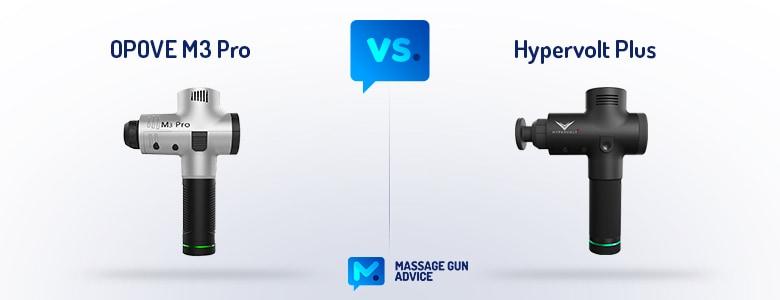 Opove M3 Pro vs Hypervolt