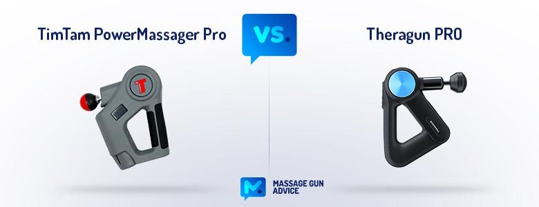 TimTam vs. Theragun comparison