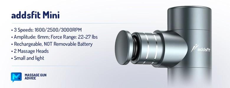addsfit Mini features
