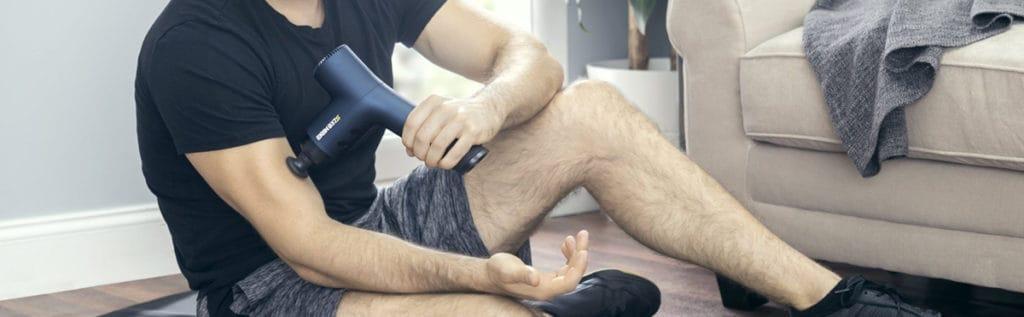 b37s ekrin ergonomic massage gun
