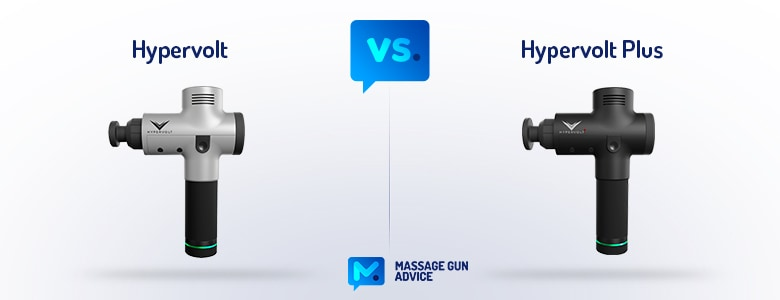difference between hypervolt and hypervolt plus