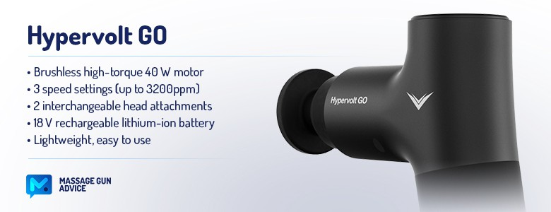 hypervolt go features