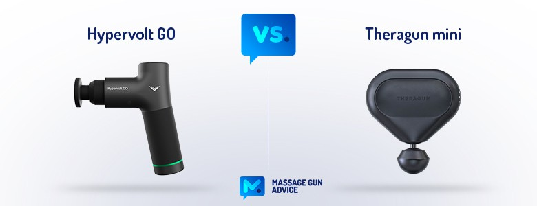 hypervolt go vs theragun mini