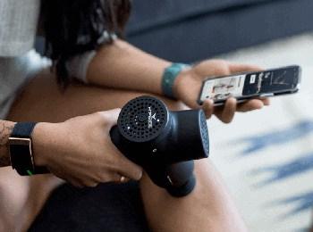 Hypervolt Plus Bluetooth App
