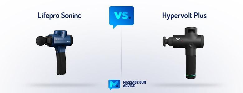 lifepro sonic vs hypervolt