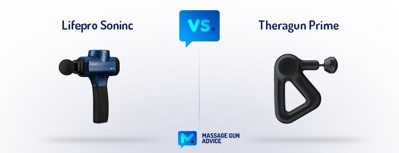 lifepro sonic vs theragun