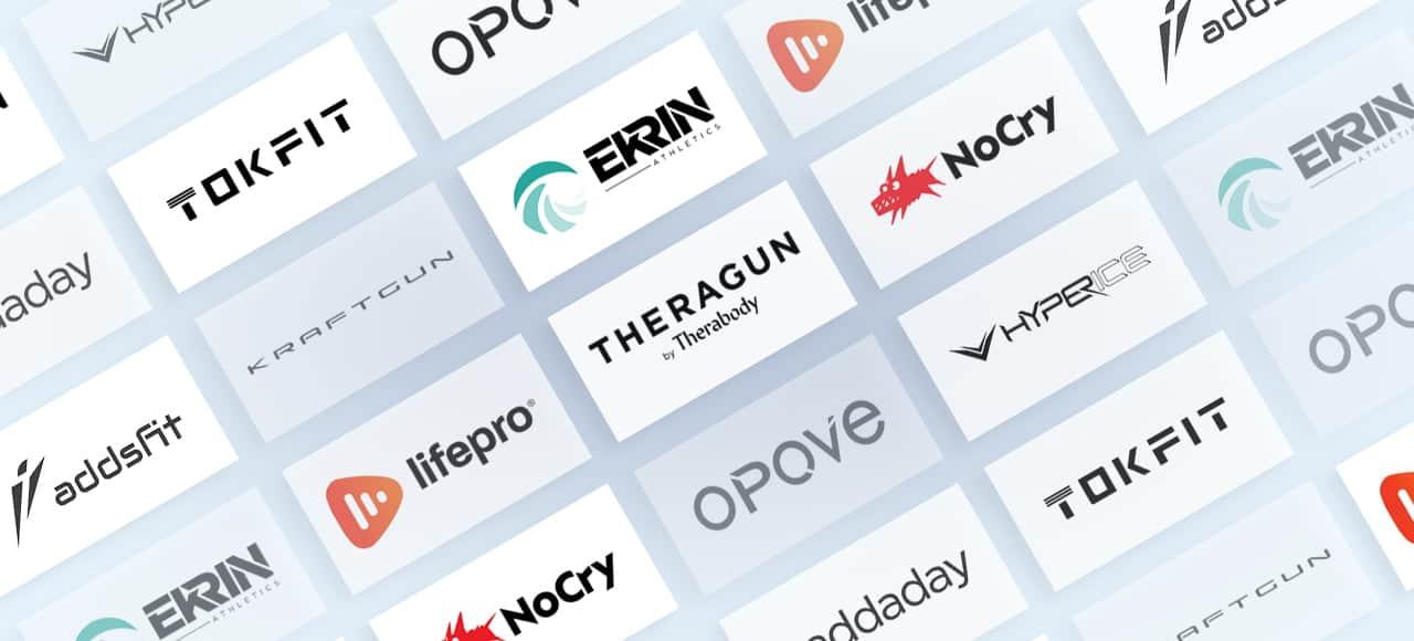 top massage gun brands