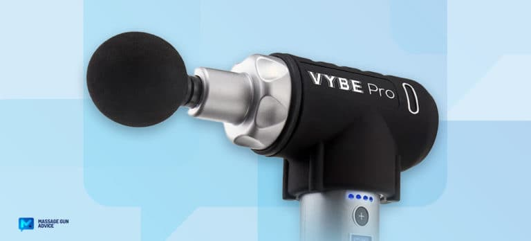 vybe pro massage gun review
