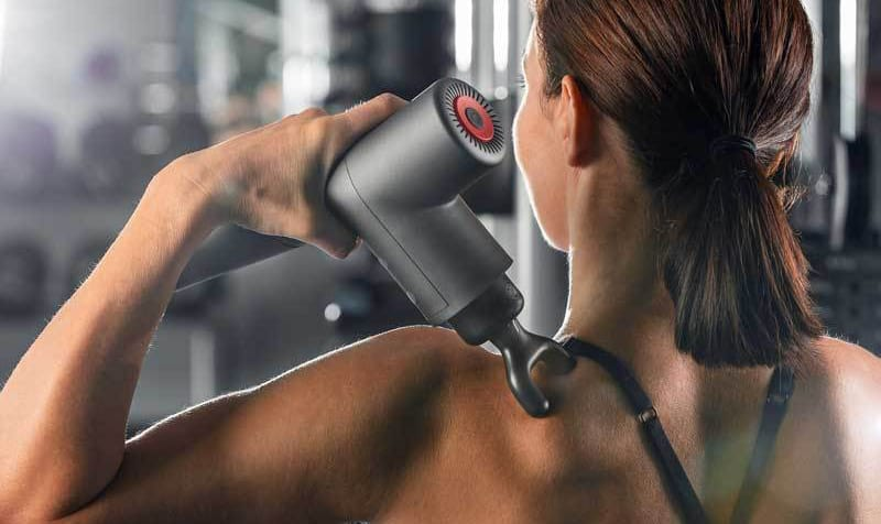 NoCry Cordless Handheld Massage Gun