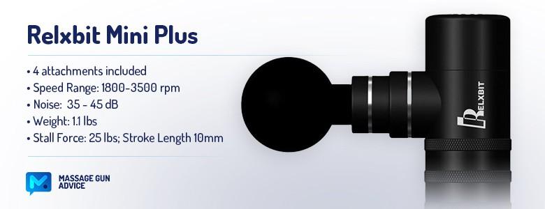 Relxbit Mini Plus specifications