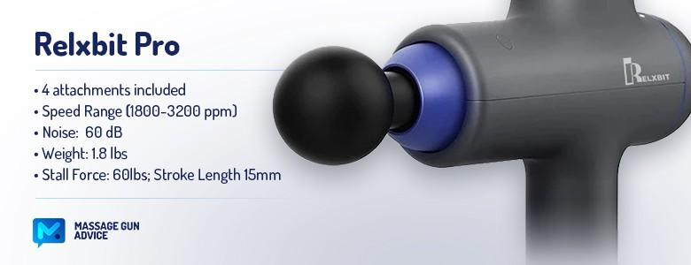 Relxbit Pro features