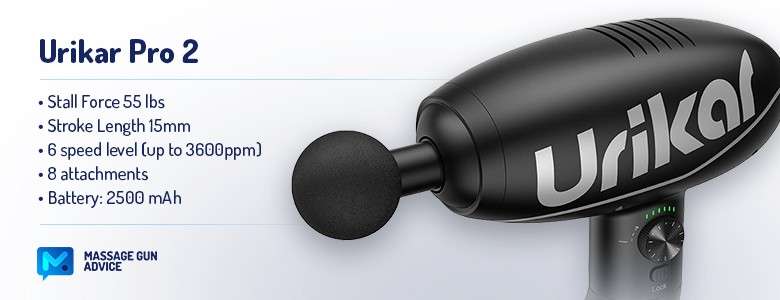 Urikar Pro 2 specifications