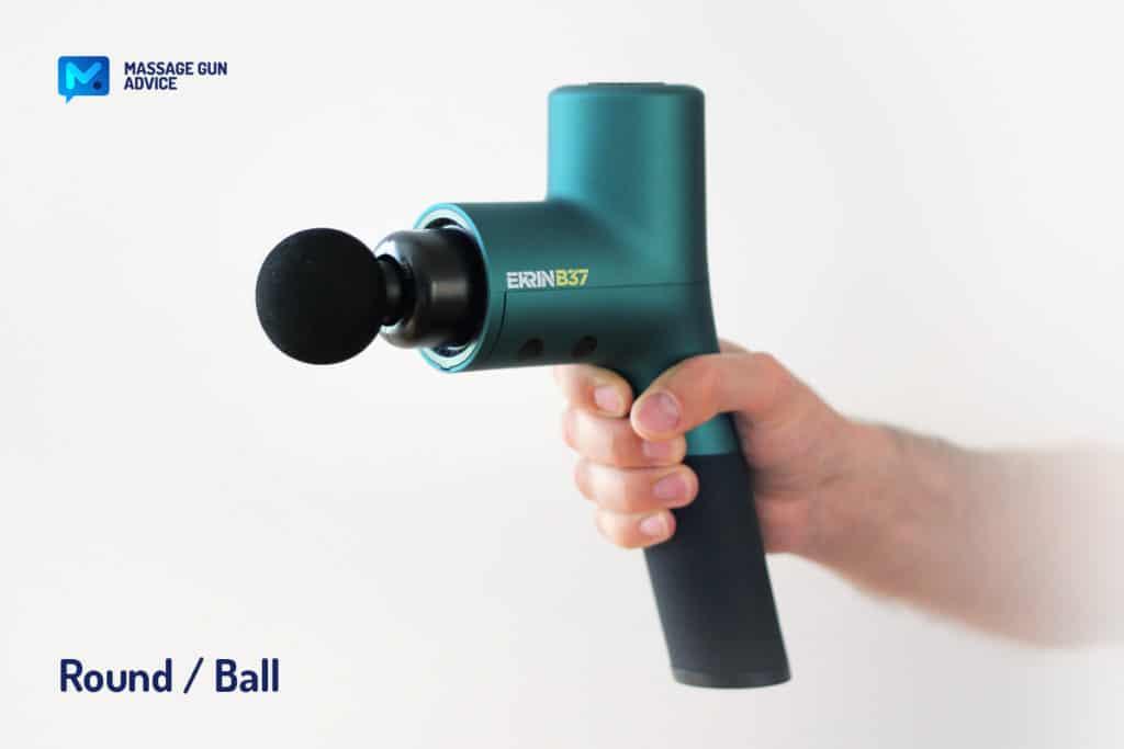b37 attachment round ball
