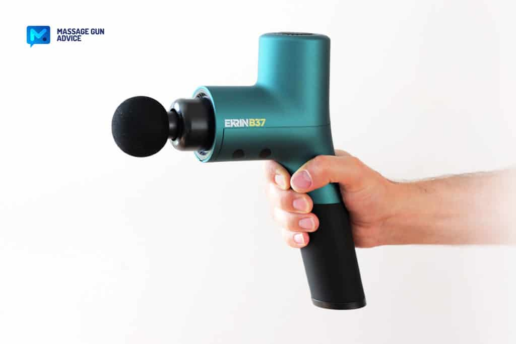 b37 massager ergonomic handle