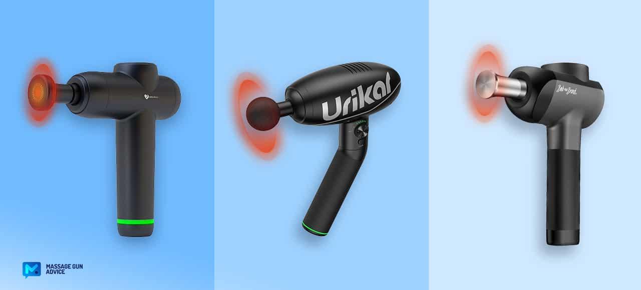 Best Heated Massage Gun