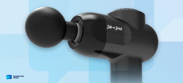 bob and brad c2 massage gun review