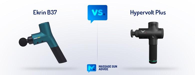 ekrin b37 vs hypervolt