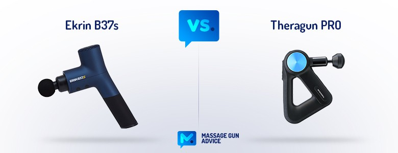 ekrin b37s vs theragun