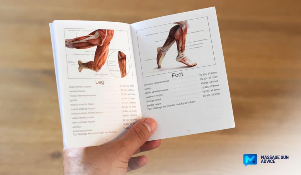 ekrin bantam how-to-use instructions pamphlet