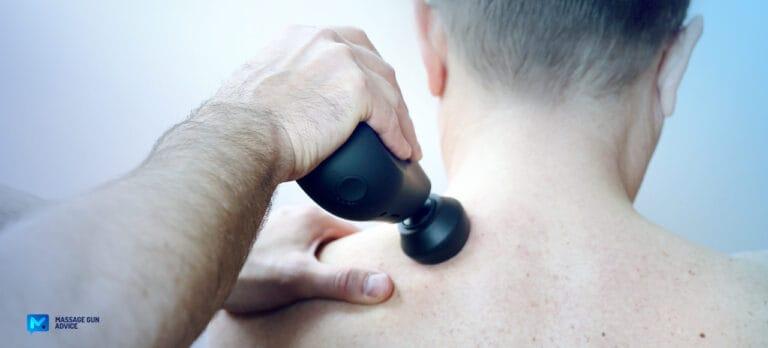 how to use a massage gun
