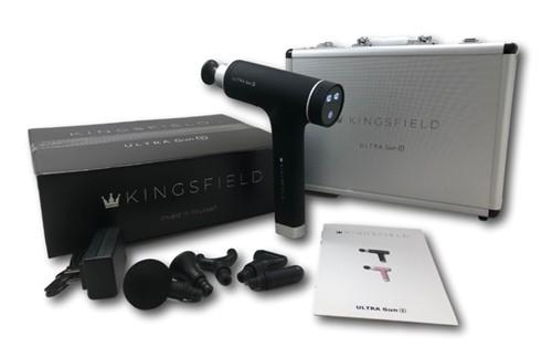 kingsfield massage gun set