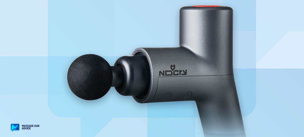 NoCry Massage Gun Review