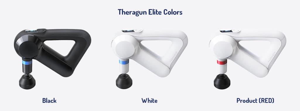 theragun elite colors