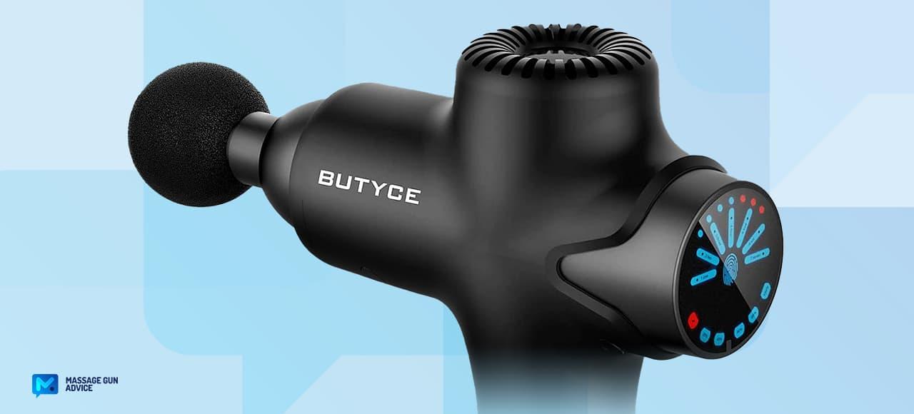 butyce massage gun review
