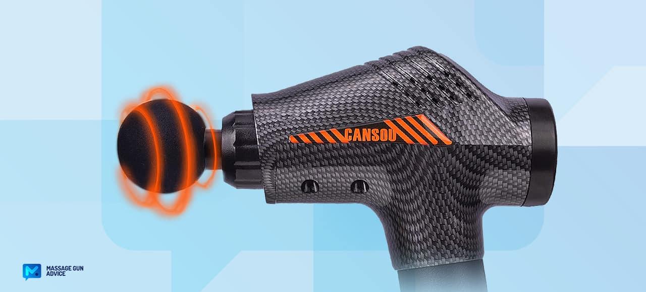Cansou massage gun review