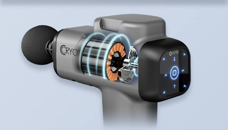 cryotex Performance amplitude force