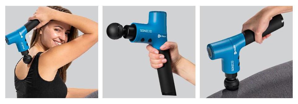 Lifepro Sonic X Personal Percussion Massage Gun