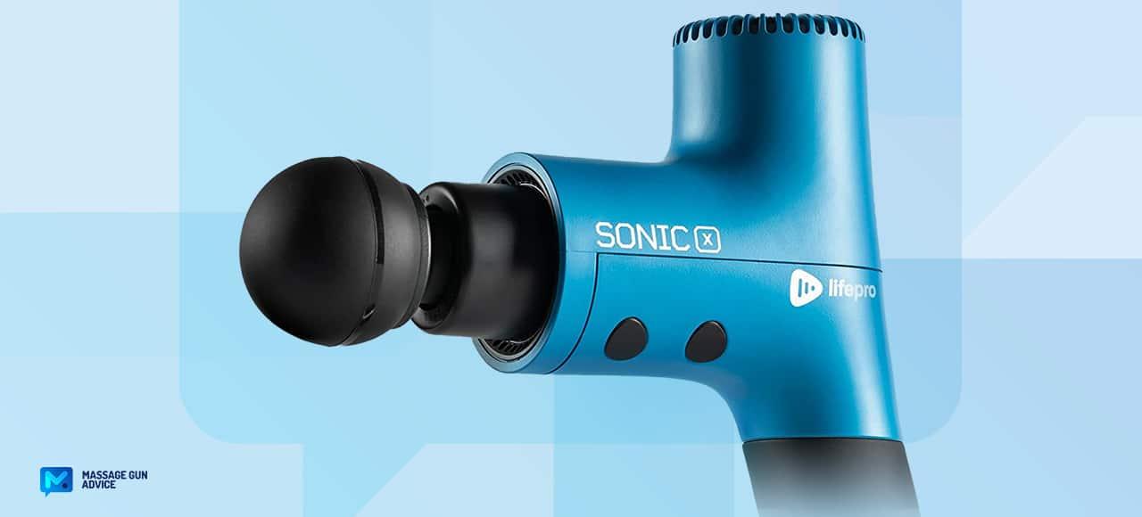 lifepro sonic x review