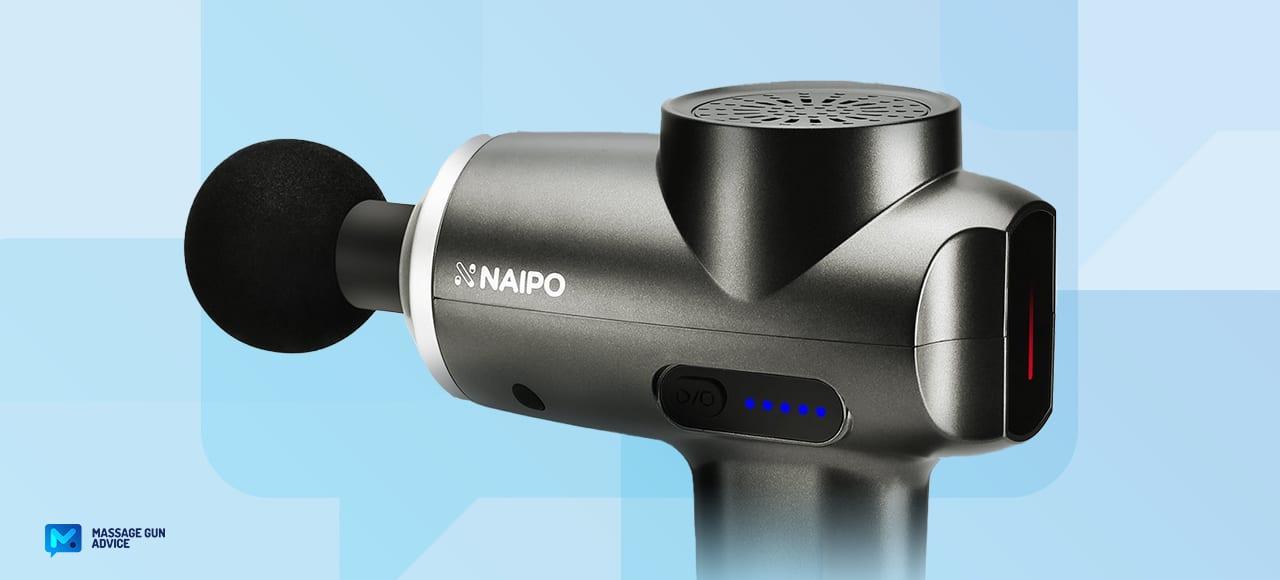 naipo massage gun review