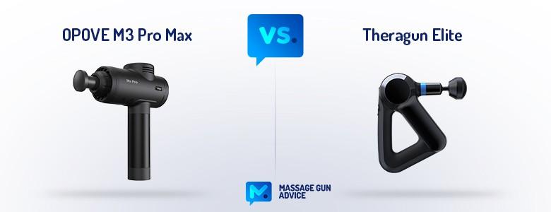 theragun elite like OPOVE M3 Pro Max