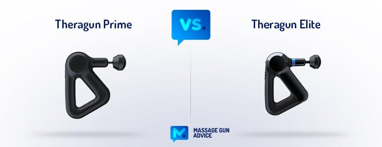theragun prime vs elite