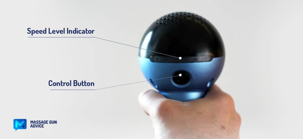 lifepro dynasphere percussion gun controls
