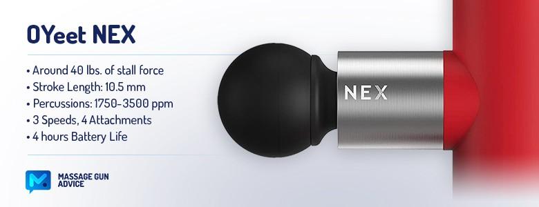 oyeet nex features