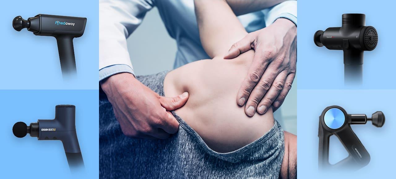 Chiropractor Massage Gun