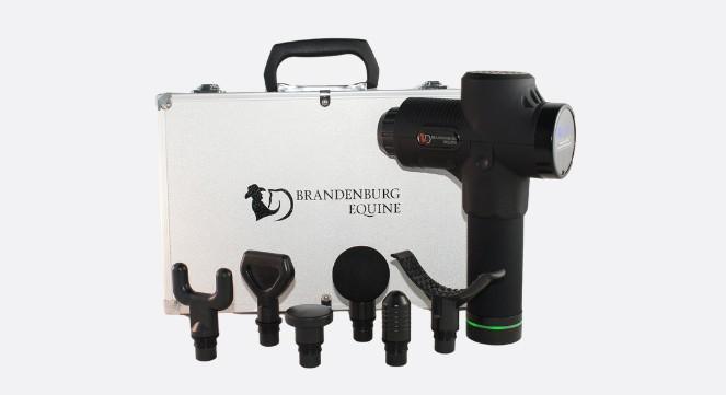 Brandenburg massage gun for horses