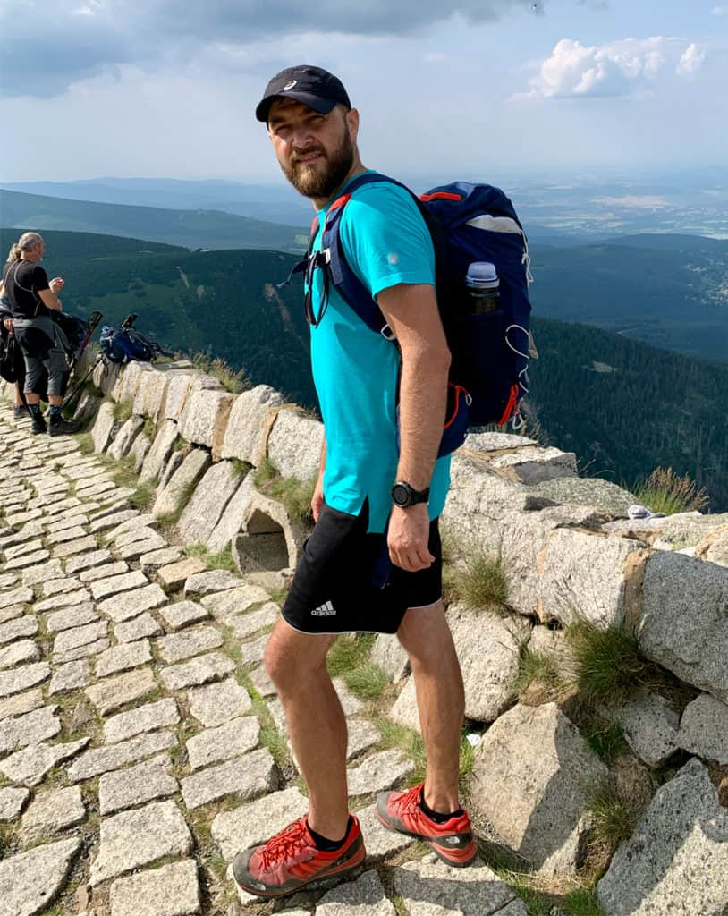 bantam recovery hiking 3