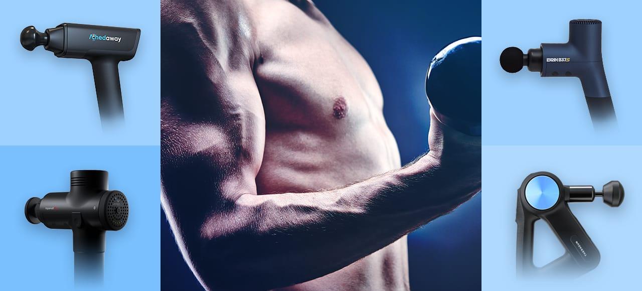 best massage gun for athletes