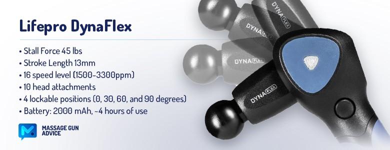 lifepro dynaflex features