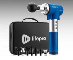 lifepro sonic lx massage gun