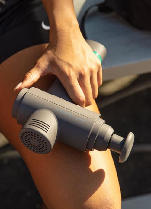 new hypervolt 2 entry-level massage gun