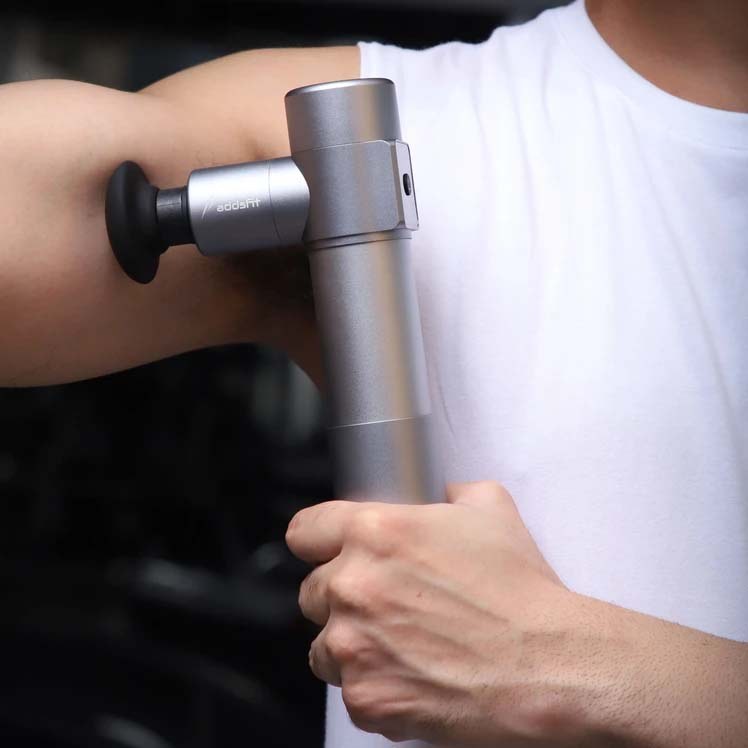 addsfit mini pro percussion massager