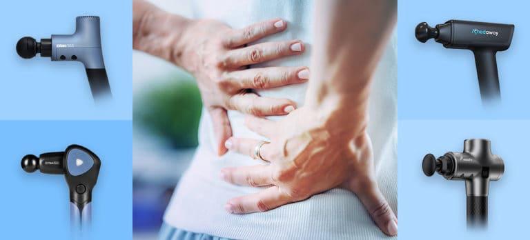 best massage gun for sciatica