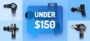 best massage gun under 150 dollars